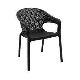 Кресло садовое Pooffe Oslo | Антрацит
