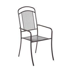 Кресло садовое Pooffe Bolonia | Черный