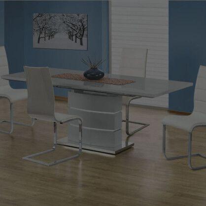 Фото - Зберіть близьких за одним столом: в наявності розкішні розкладні моделі від Signal і Halmar