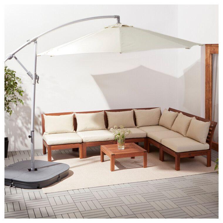 Зонт от солнца KARLSÖ / SVARTÖ - 3