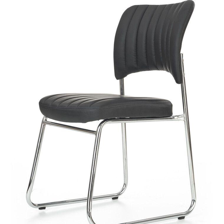 Кресло офисное Halmar Rapid | Черный - 2