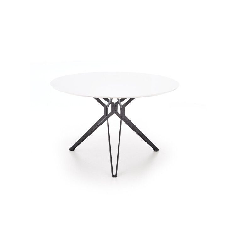 Стол обеденный Halmar Pixel | Белый / Черный - 3