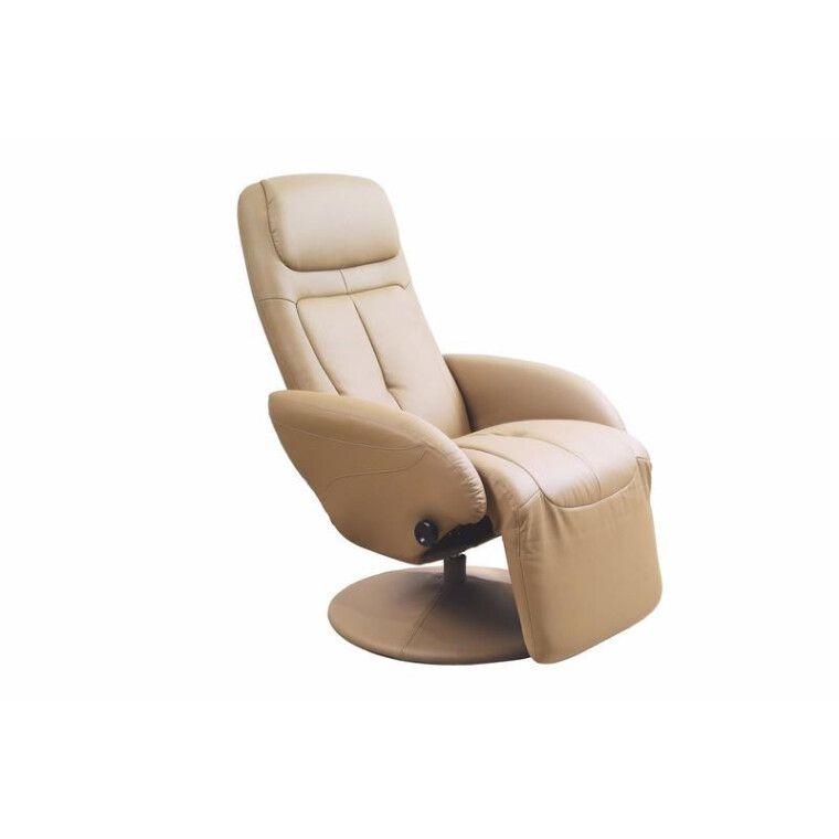 Кресло раскладное Halmar Optima | Бежевый