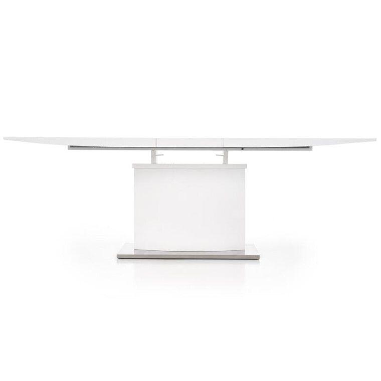 Стол раздвижной Halmar Marcello | Белый - 5
