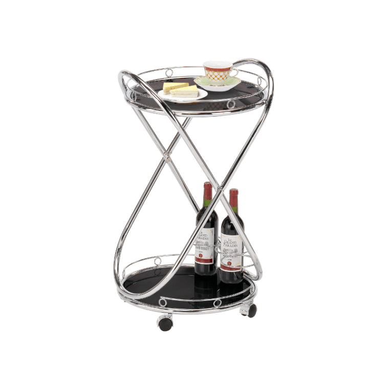 Мини–бар Signal B-145 | Черный / хром