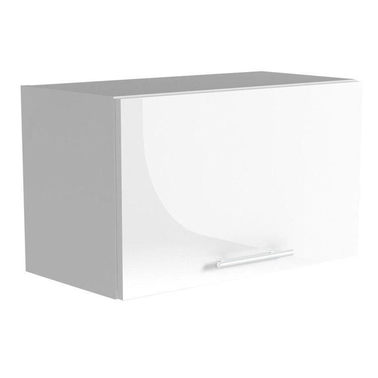 Верхня шафа модульна Halmar Vento GO-60/36 | Білий