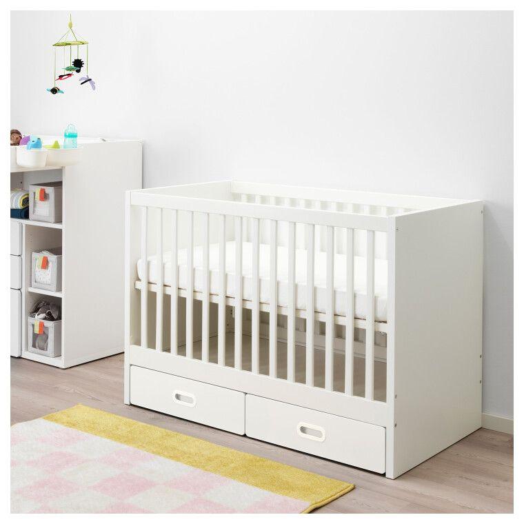 Кроватка детская STUVA / FRITIDS - 6