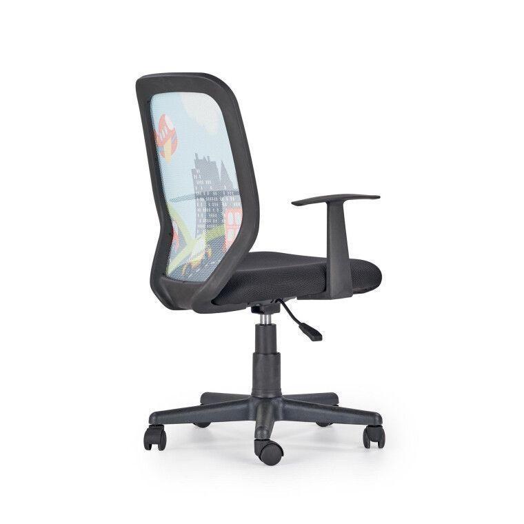 Кресло поворотное Halmar Kiwi | Принт Город - 6