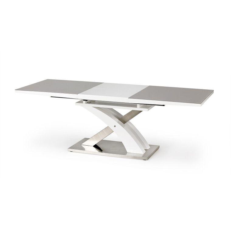 Стол раскладной Halmar Sandor 2 | Серый - 2