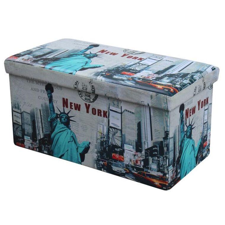 Пуф Halmar Moly XL | Нью Йорк