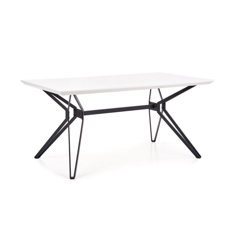 Стол обеденный Halmar Pascal  | Белый / Черный - 3