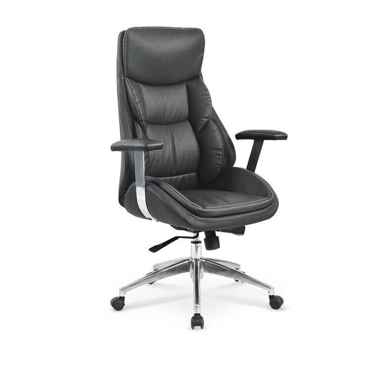 Кресло поворотное Halmar Imperator | Черный