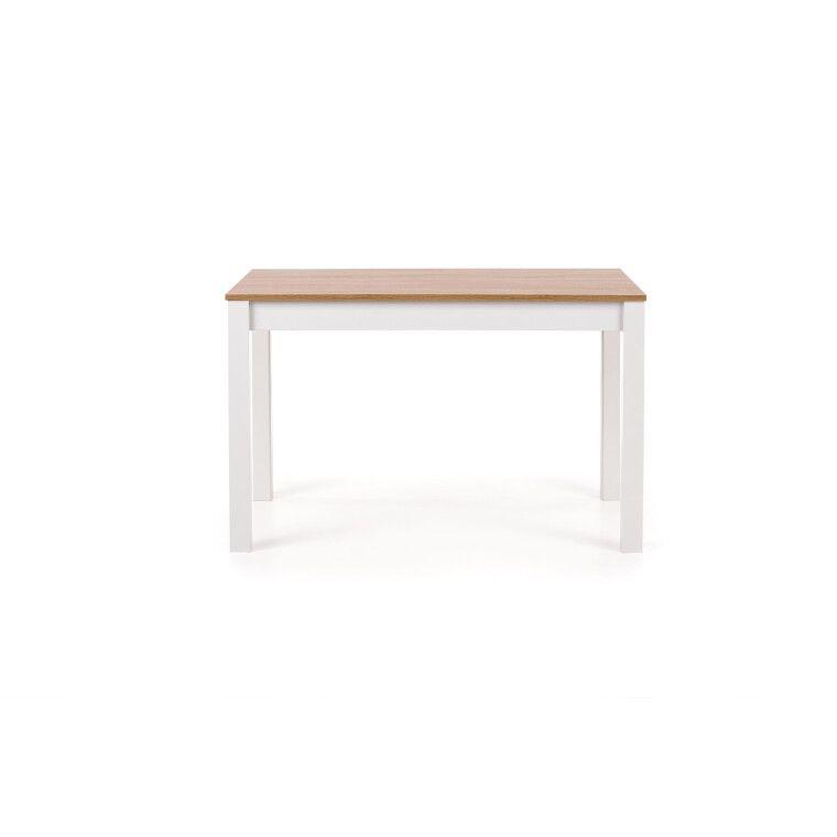 Стол обеденный Halmar Ksawery | Дуб Сонома / Белый - 2