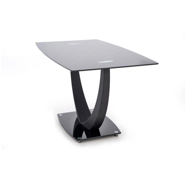 Стол обеденный Halmar Anton | Черный - 5