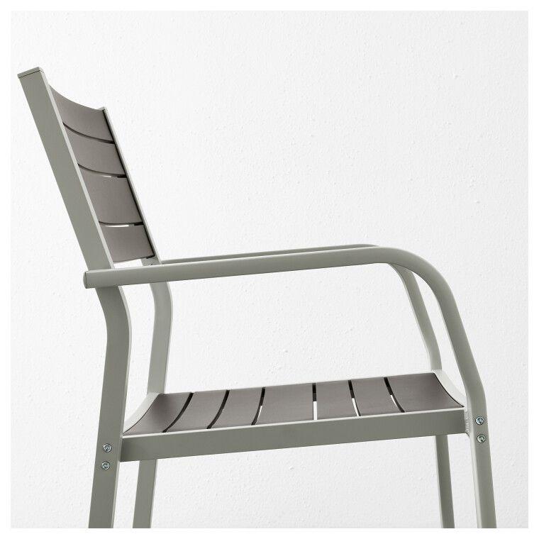 Комплект мебели садовой SJÄLLAND - 11