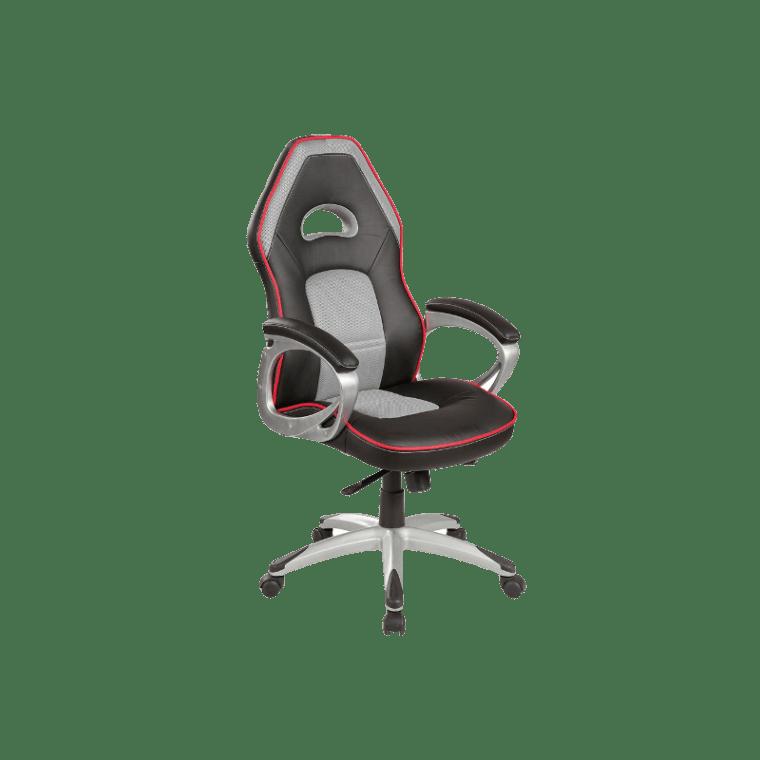 Кресло поворотное Signal Q-055 | Серый / Черный