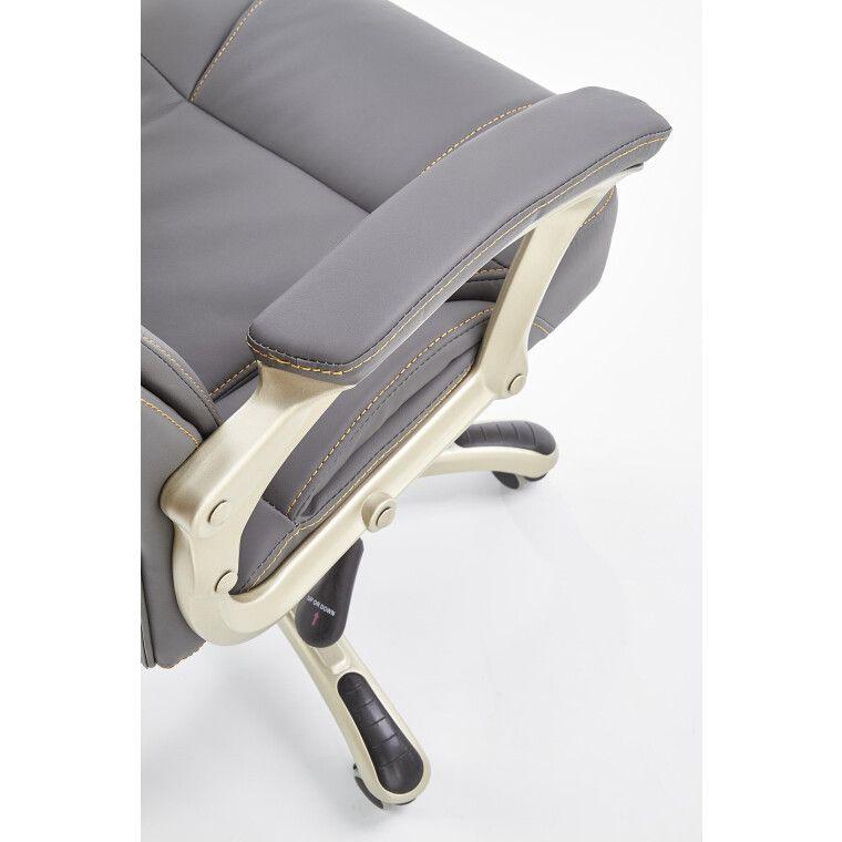 Кресло поворотное Halmar Desmond | Серый - 9