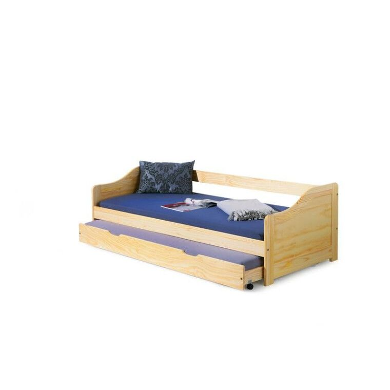 Кровать детская Halmar Laura | Сосна