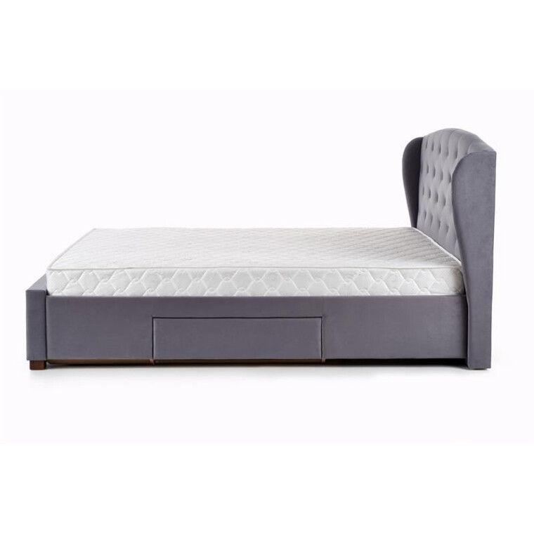Кровать Halmar Sabrina   160х200 / Серый - 11