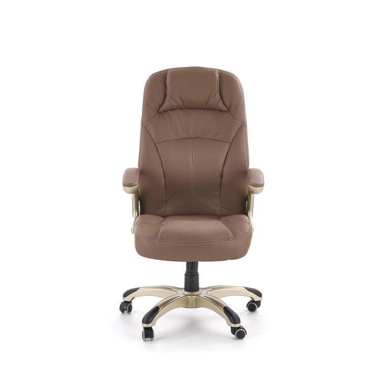 Кресло поворотное Halmar Carlos | Бежевый - 3