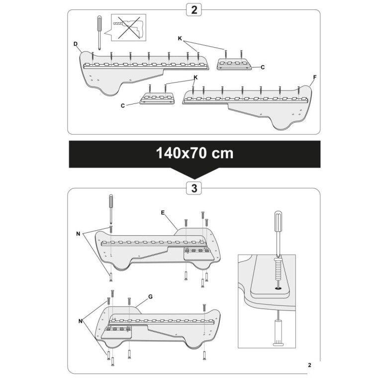 Кровать детская Halmar Digger | Грузовик - 4
