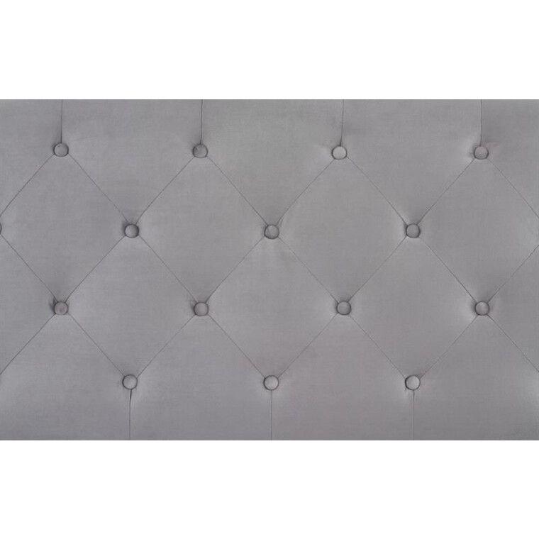 Кровать Halmar Sabrina | 160х200 / Серый - 18