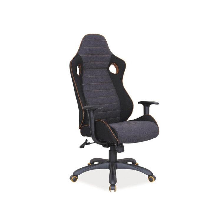 Кресло поворотное Signal Q-229   Черный / серый