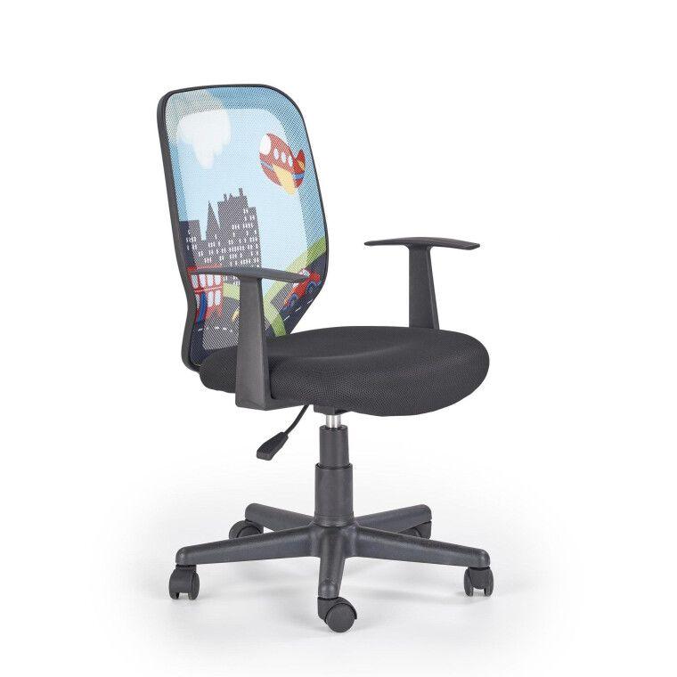 Кресло поворотное Halmar Kiwi | Принт Город
