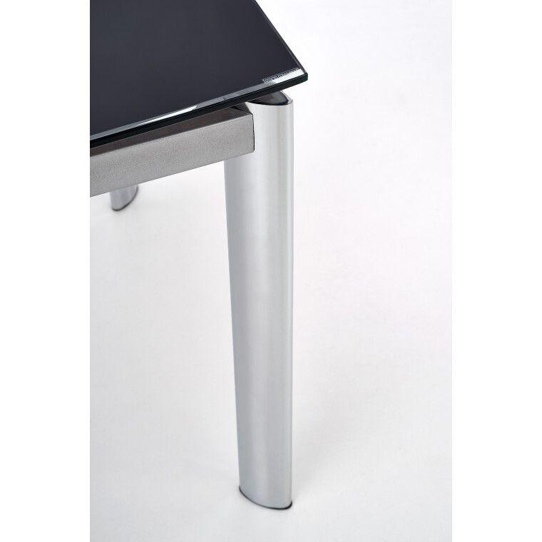 Стол раскладной Halmar Lambert   Черный фото - 5