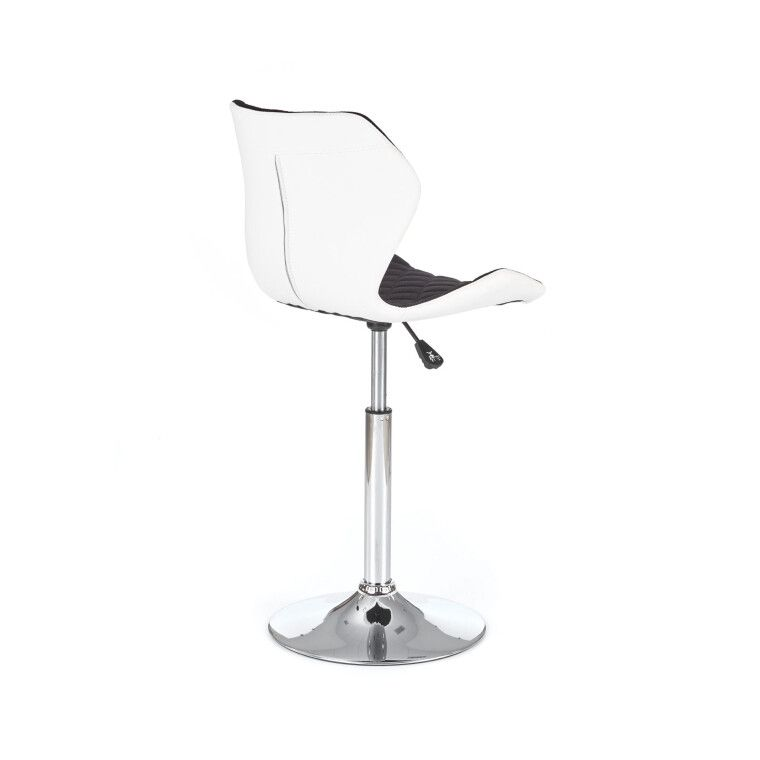 Кресло поворотное Halmar Matrix 2 | Белый / черный - 4