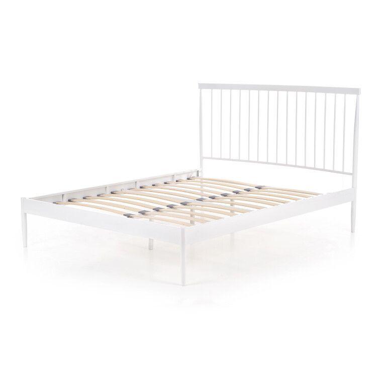 Кровать Halmar Brenda | 160х200 / Белый - 7