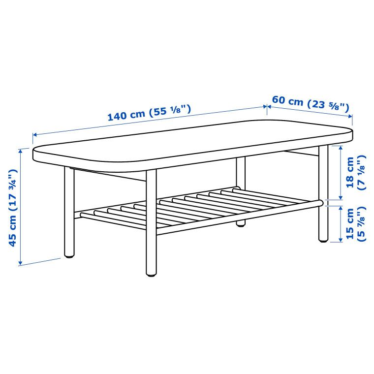 Журнальный столик LISTERBY - 5