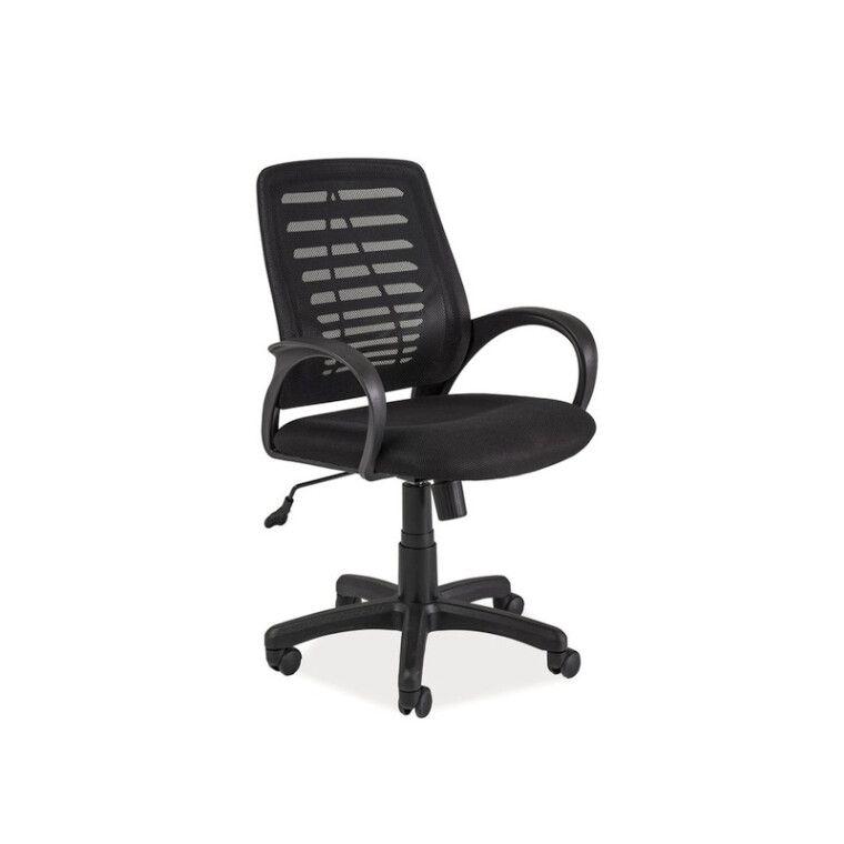 Кресло поворотное Signal Q-073 | Черный