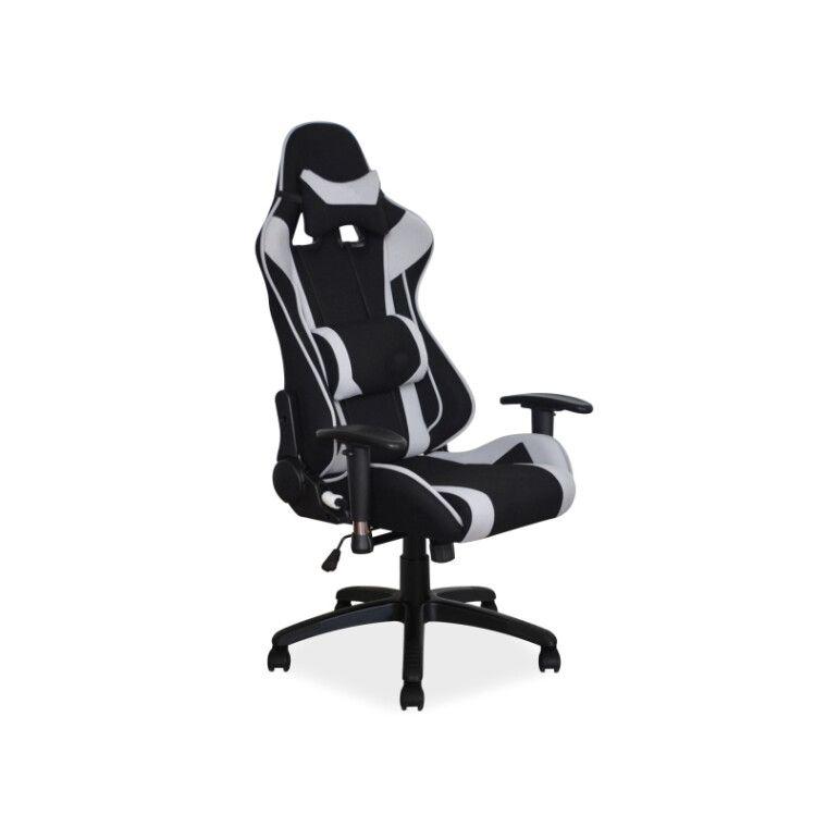 Кресло поворотное Signal Viper | Черный / серый