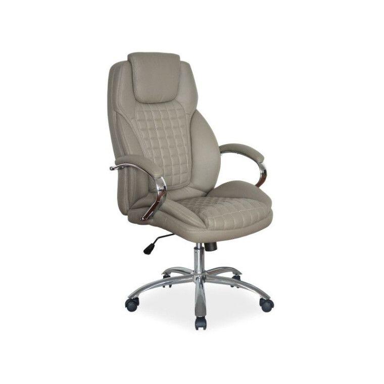 Кресло поворотное Signal Q-151   Серый