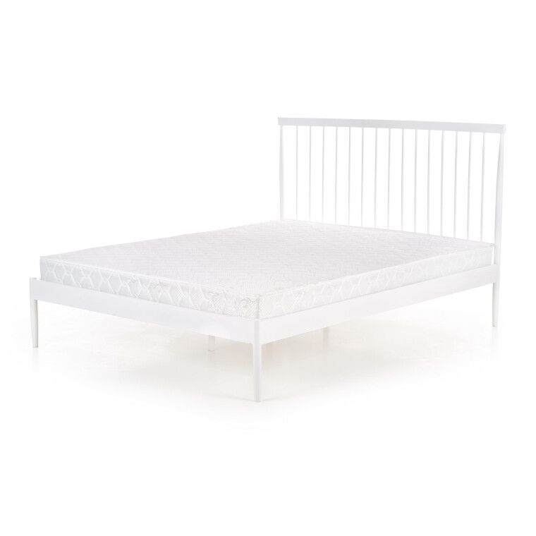 Кровать Halmar Brenda | 160х200 / Белый - 3