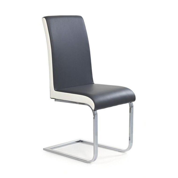 Стул Halmar K103 | Серый / белый