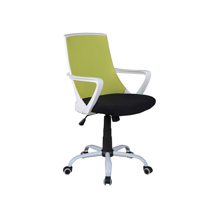 Кресло поворотное Signal Q-248 | Черный / зеленый фото