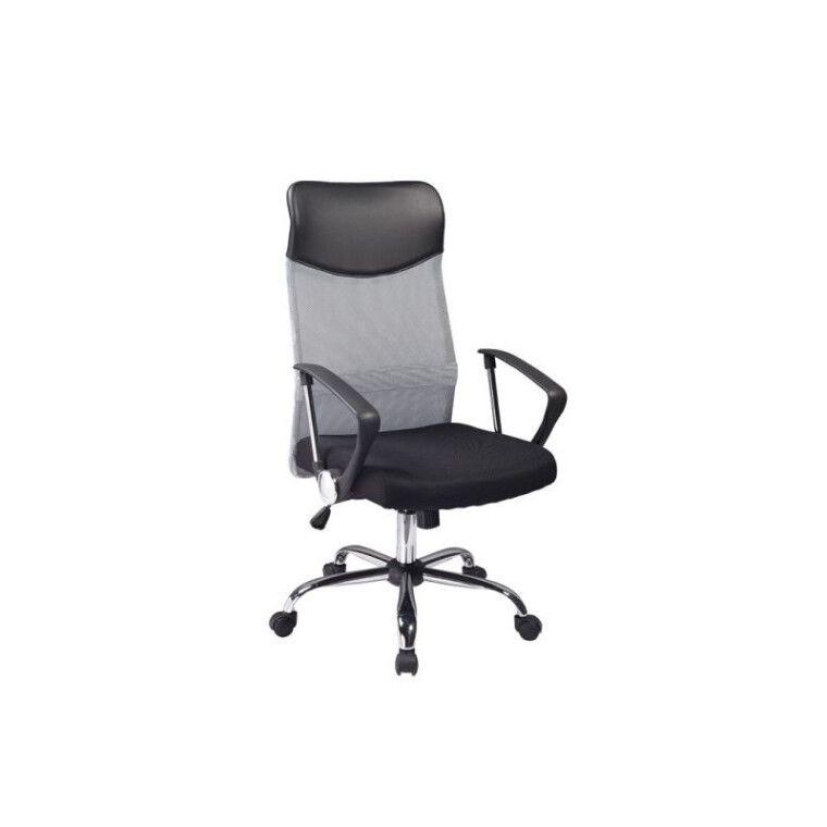 Кресло поворотное Signal Q-025 | Черный / серый