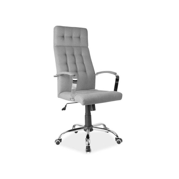 Кресло поворотное Signal Q-136 | Серый