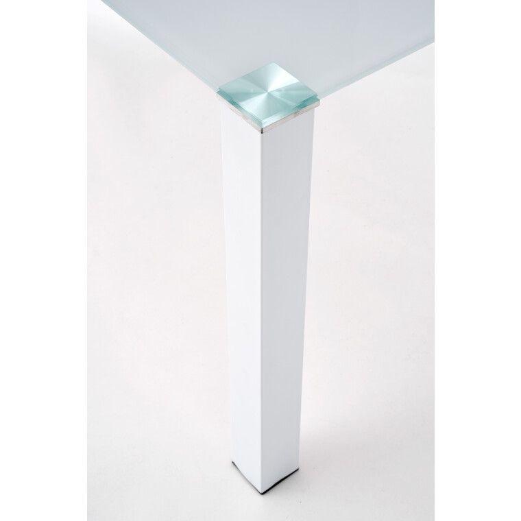 Стол обеденный Halmar Merlot | Белый - 5