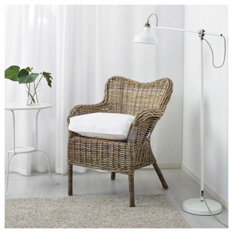 Кресло садовое BYHOLMA - 2
