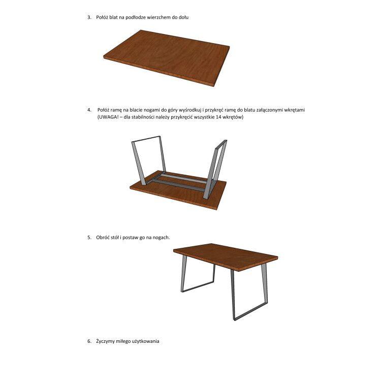 Стол обеденный Signal Falcon | Шпон - 4