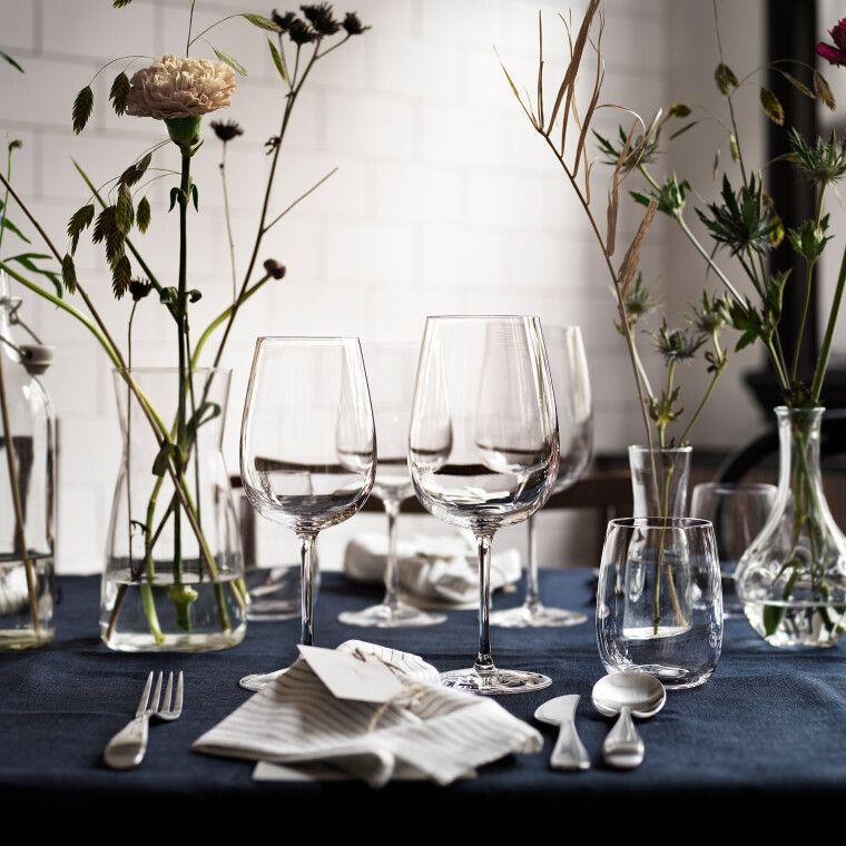 Набор бокалов для вина STORSINT - 4