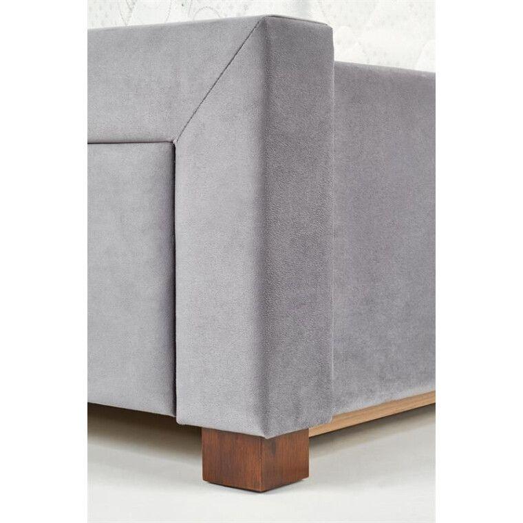 Кровать Halmar Sabrina   160х200 / Серый - 19