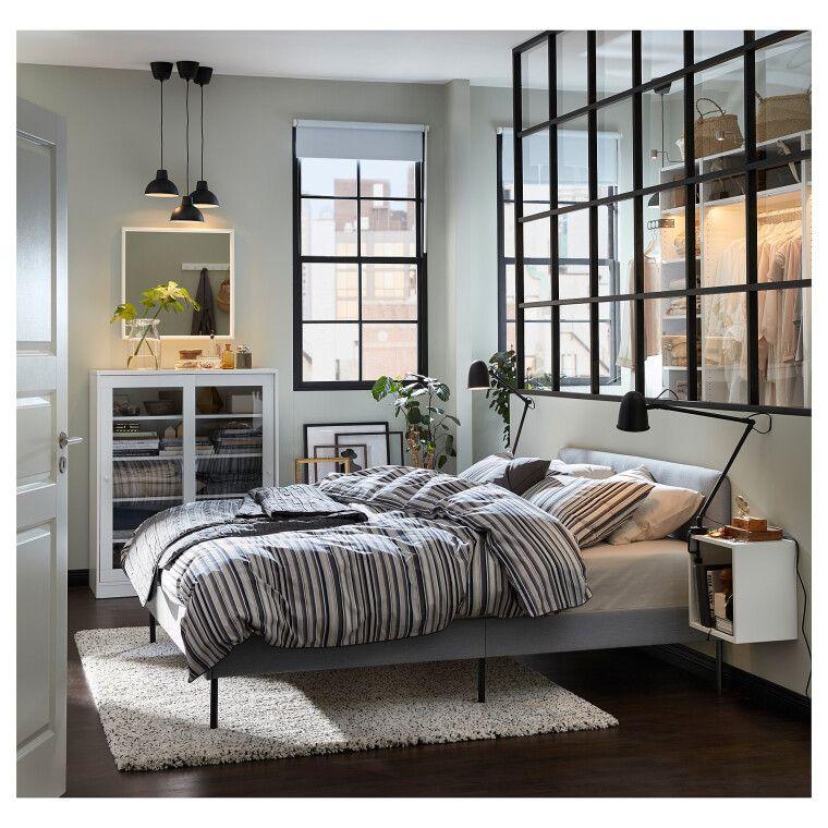 Кровать SLATTUM - 12