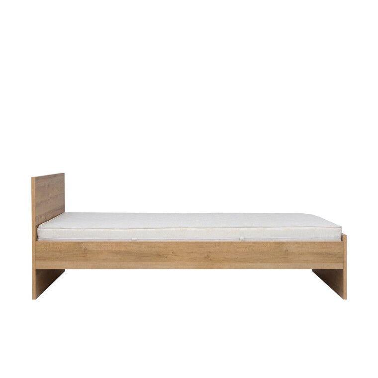 Кровать BRW Balder | 90x200 / Дуб ривьера - 3