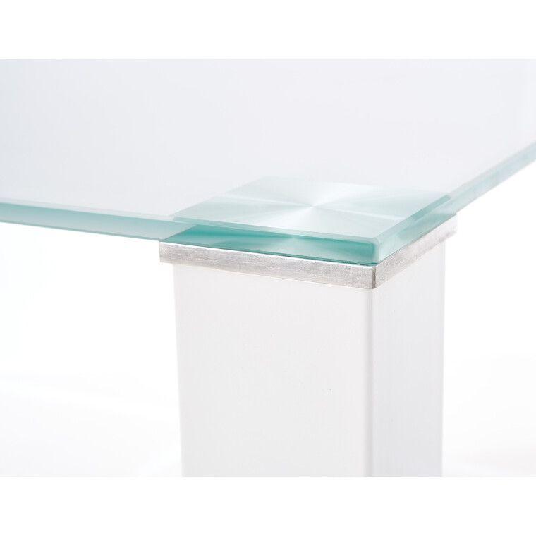 Стол обеденный Halmar Merlot | Белый - 4