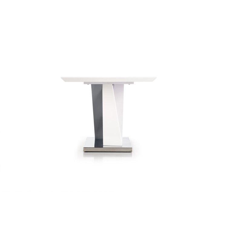 Стол обеденный Halmar Cortez | Белый / серый - 9