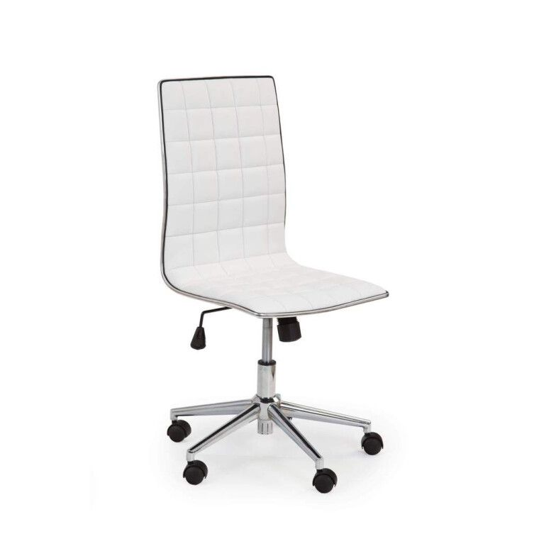 Кресло поворотное Halmar Tirol | Белый